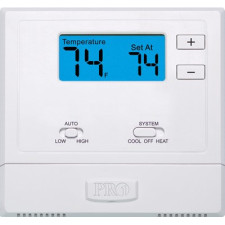 LG PYRCUCC1HB PTAC Wireless Wall Mount Thermostat