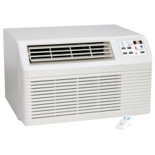 12,000 to 14,000 Btu Midea Arctic King Through-the-Wall A/C with Heater with Remote Controler - 208/230 V / 20 A