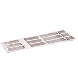 Image of GE Stamped Aluminum PTAC Grille