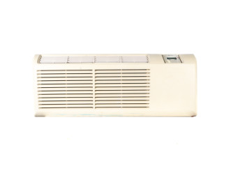 Trane - Reconditioned 9000 Btu PTAC unit - Best-class - Electronic Controls - Heat Pump - 20 a - 265v-277v