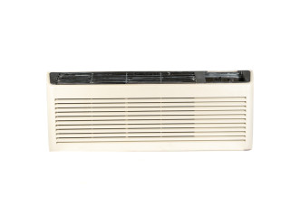 GE - Reconditioned 12000 Btu PTAC unit - Better-class - Knob-style Controls - Resistive Electric Heat - 30 a - 208v-230v
