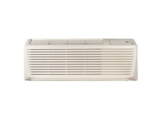 LG - Reconditioned 7000 Btu PTAC unit - Best-class - Electronic Controls - Heat Pump - 20 a - 208v-230v