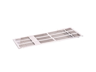 GE Stamped Aluminum PTAC Grille