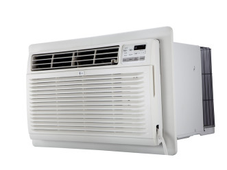 LG LT1237HNR Through the Wall Air Conditioner 11500 BTU 230/208V Heat Pump