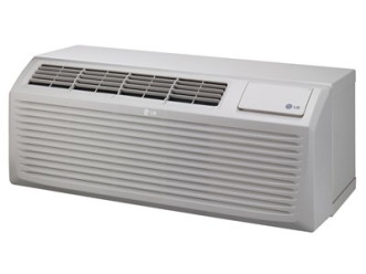 LG PTAC LP073HDUC 7000BTU 208/230V Heat Pump w/ Electric Heat