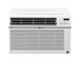 LG LW1017ERSM Smart ThinQ Window Air Conditioner 10000 BTU 115V