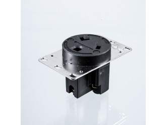 Hubbell 7-30R 30A 277V Receptacle