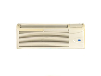 Carrier - Reconditioned 12000 Btu PTAC unit - Better-class - Electronic Controls - Resistive Electric Heat - 20a - 208v-230v